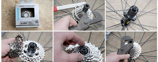 How to change a cassette & choose the best gear ratios