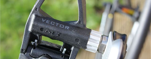 Latest Review: First impressions: Garmin Vector Power Meter Pedals £1350