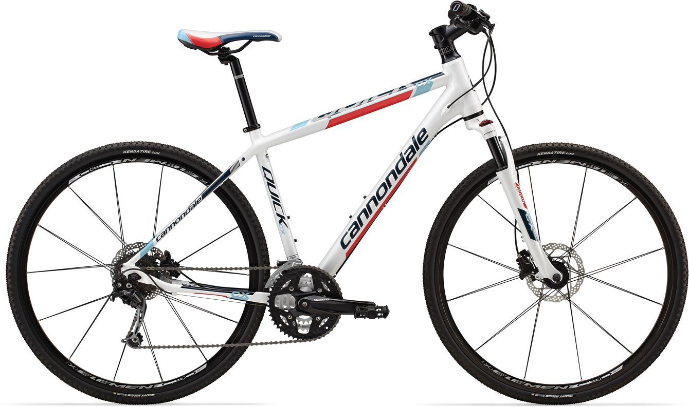 cannondale quick cx 2 2014 review the bike list. Black Bedroom Furniture Sets. Home Design Ideas