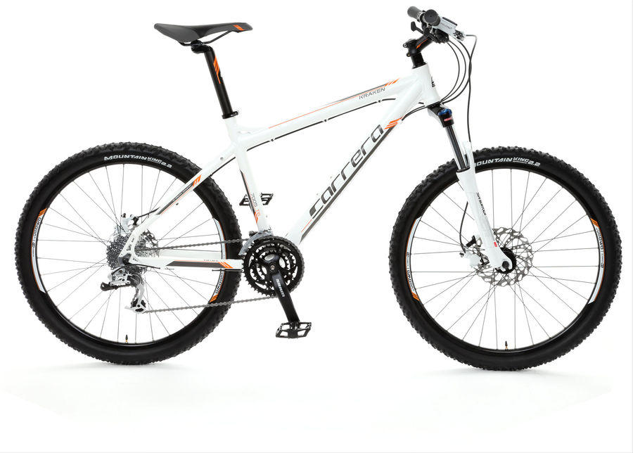 Carrera Kraken 2012 Review The Bike List