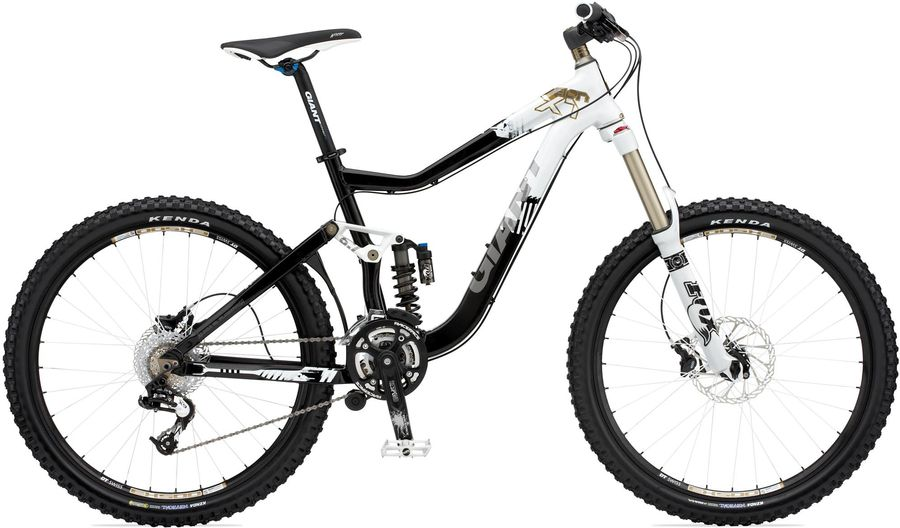 Giant Reign X1 2011 Review The Bike List