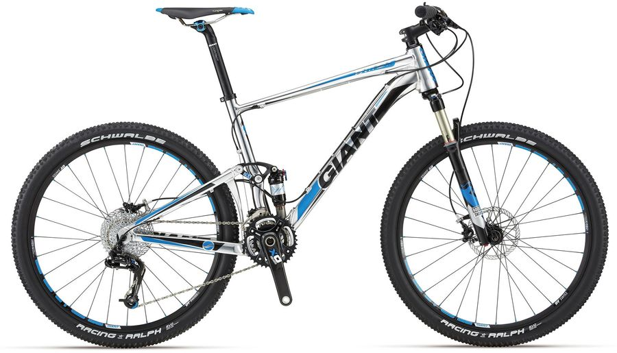 Giant Anthem X 0 2012 Review The Bike List