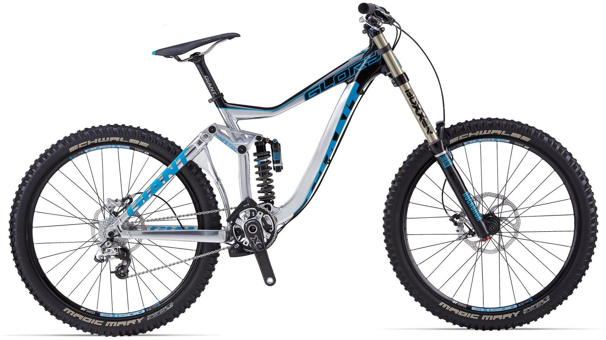 Giant Glory 0 2014 review - The Bike List